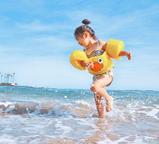 Calzado niños vacaciones